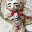 Eddie the bear doll by ursula aavasalu tigukass