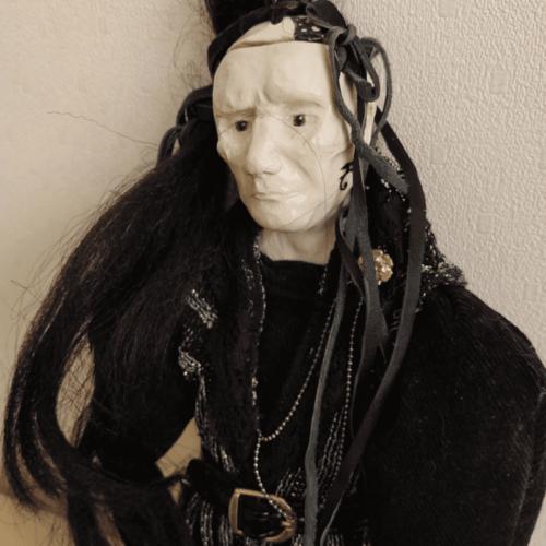 Jakob doll by ursula aavasalu tigukass