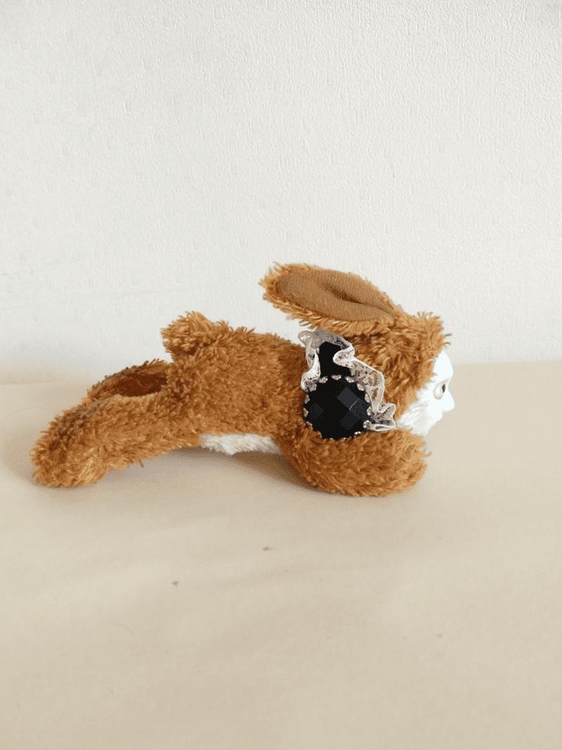Marten doll by ursula aavasalu tigukass