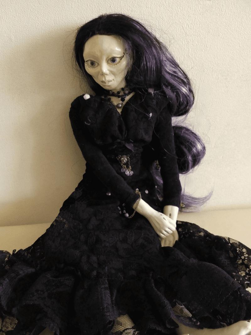 Nele doll by ursula aavasalu tigukass