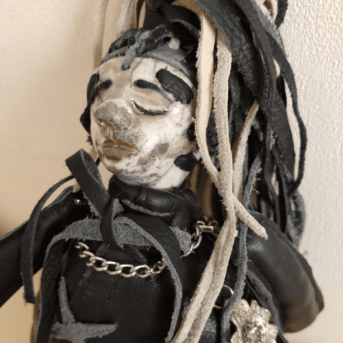 Sam doll by ursula aavasalu tigukass