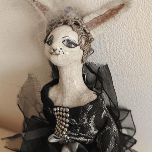 Tuti doll by ursula aavasalu tigukass