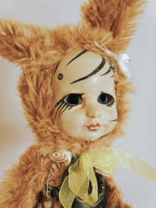 tigukass dolls- sad emily doll by ursula aavasalu