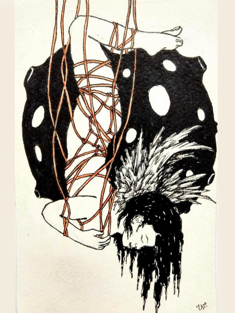black moon by ursula aavasalu tigukass