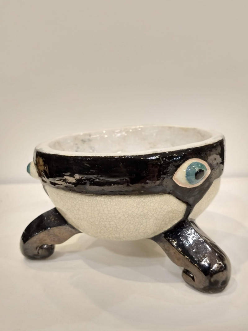 bowl with eyes by ursula aavasalu tigukass