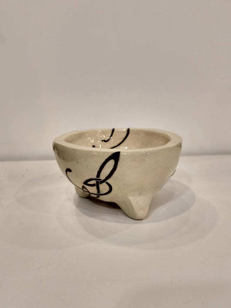 celtic bowl by ursula aavasalu tigukass