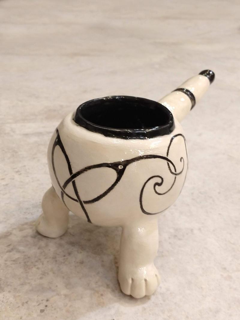 celtic mug 3 by ursula aavasalu tigukass
