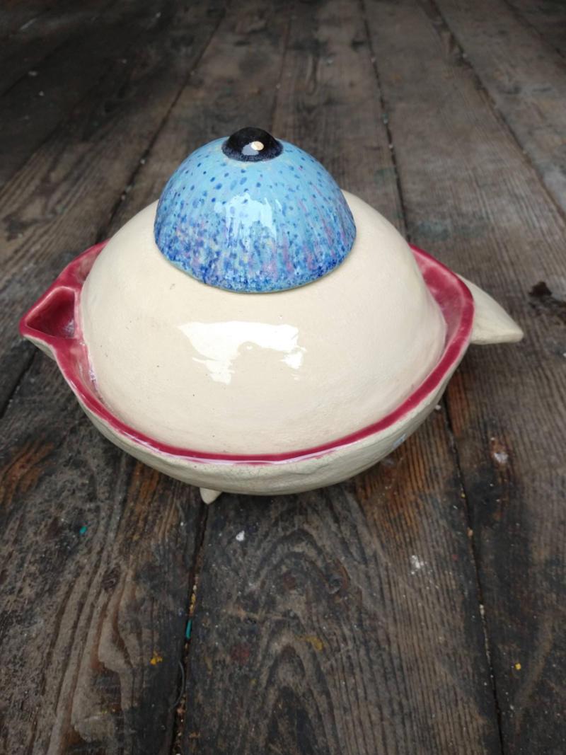 eyeball jug by ursula aavasalu tigukass