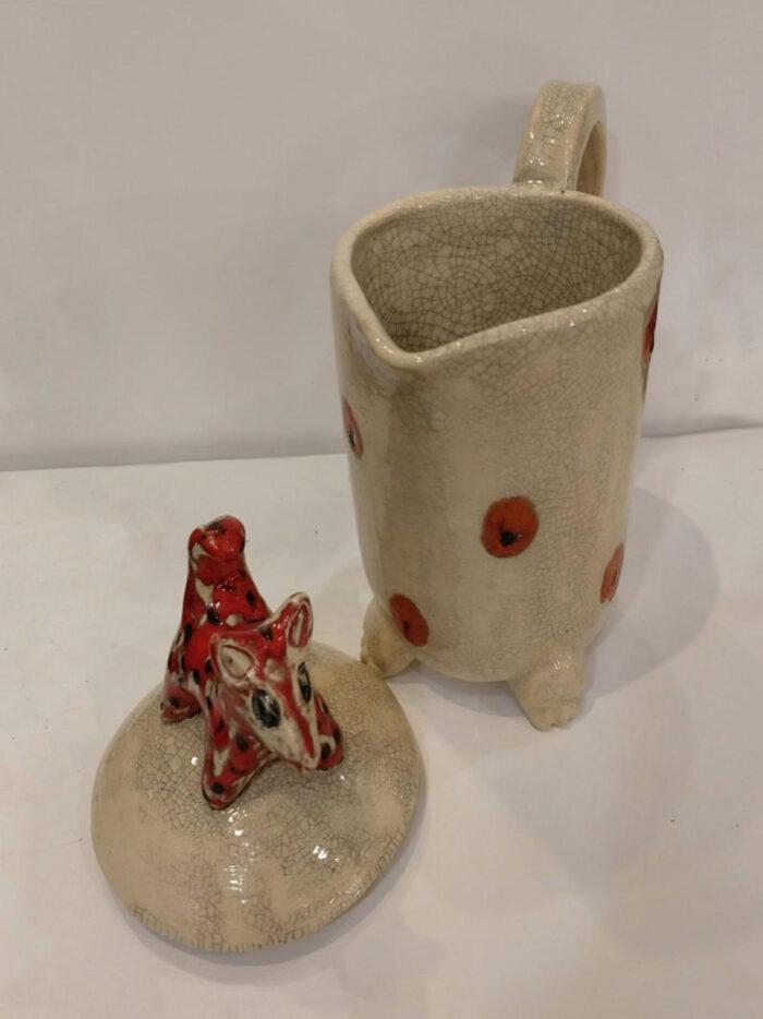 fox jug by ursula aavasalu tigukass