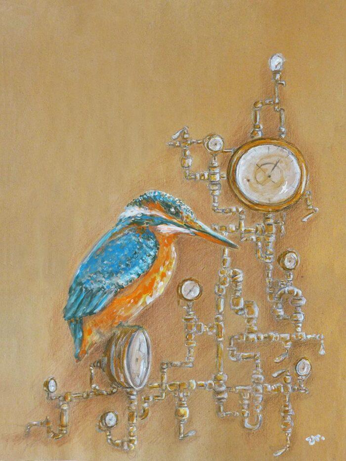 kingfisher pressure guard by ursula aavasalu tigukass