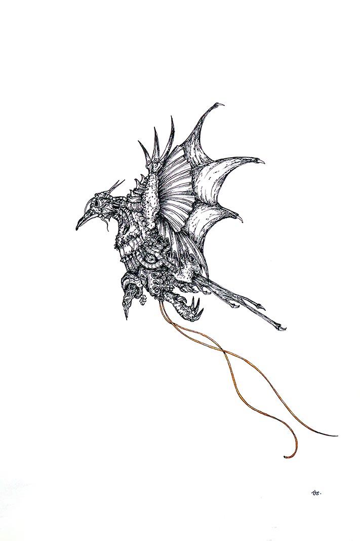 batbird by ursula aavasalu tigukass