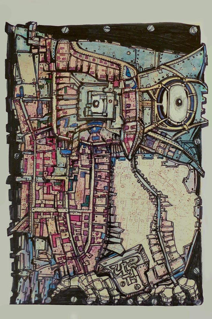 mapowl by ursula aavasalu tigukass