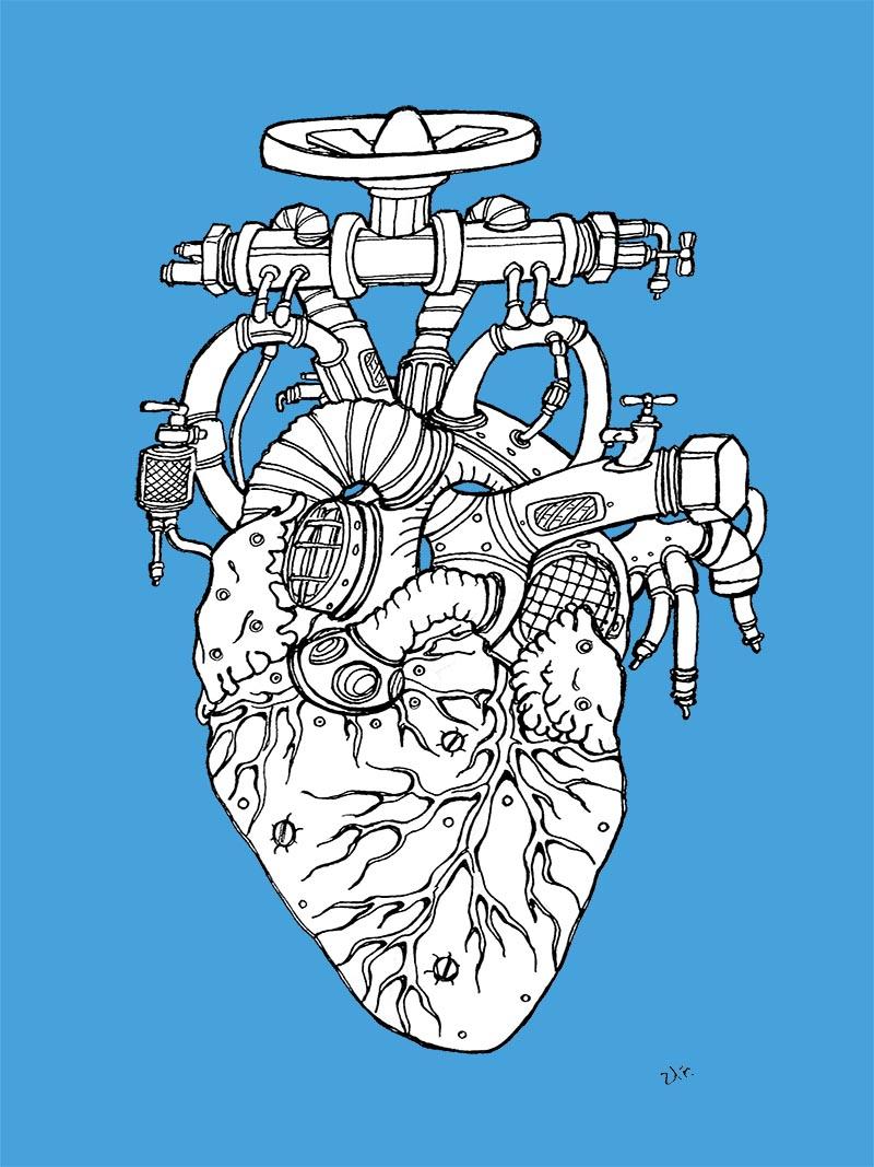 heart 10 by ursula aavasalu tigukass