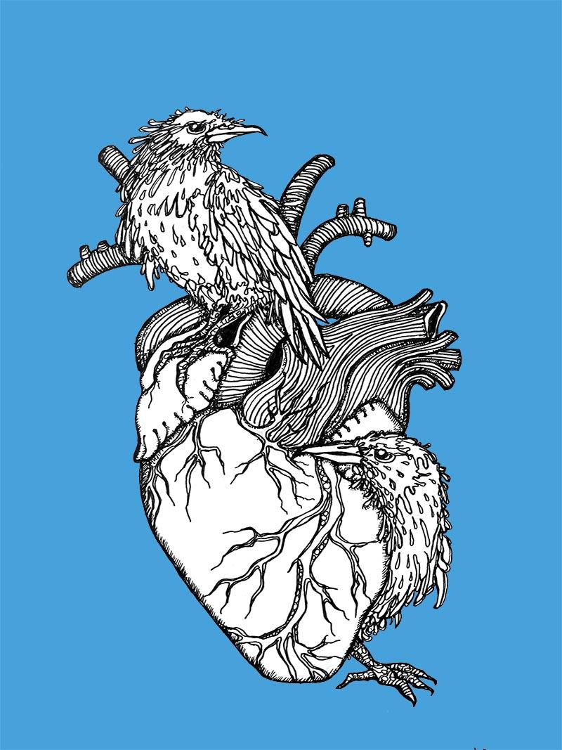 heart 5 by ursula aavasalu tigukass