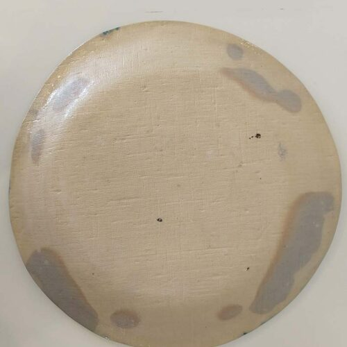 blue plate by ursula aavasalu tigukass