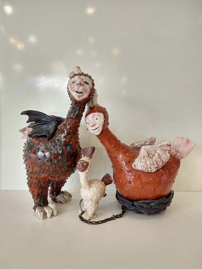 brolier family by ursula aavasalu tigukass