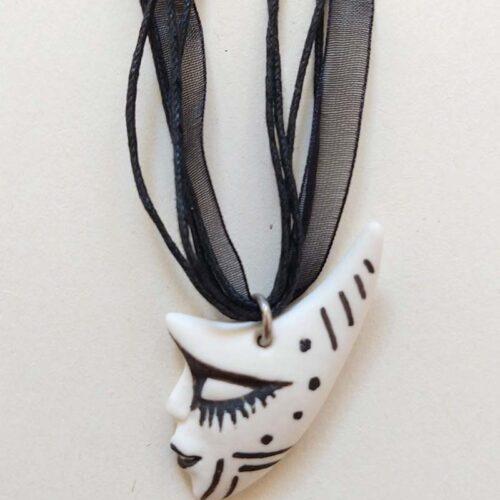moon necklace II by mai aavasalu tigukass