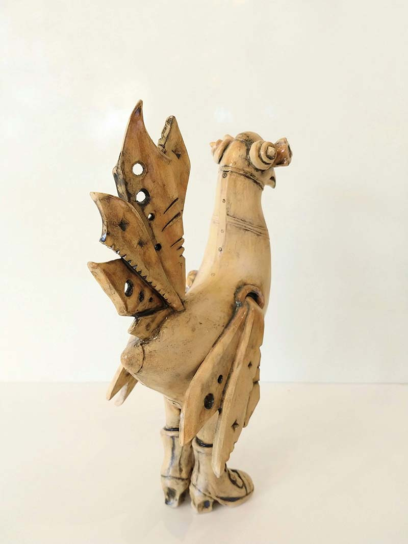 steampunk chicken 3 by ursula aavasalu tigukass