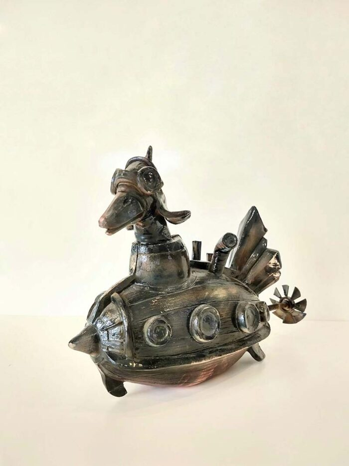 submarine-duck 1 by ursula aavasalu tigukass